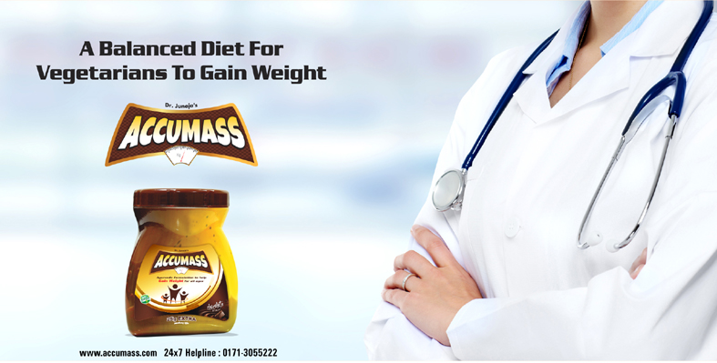 A Balanced Diet for Vegetarians to Gain Weight – Accumass