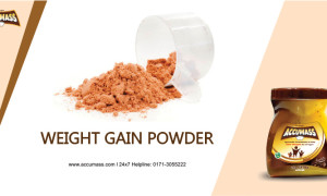 Weight Gain Powder – Accumass