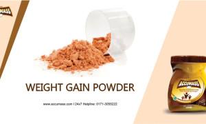 Weight Gain Powder – Accumass