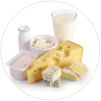milk-and-dairy-products Highest Calorie Food