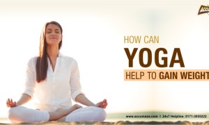 How can Yoga help to Gain Weight?