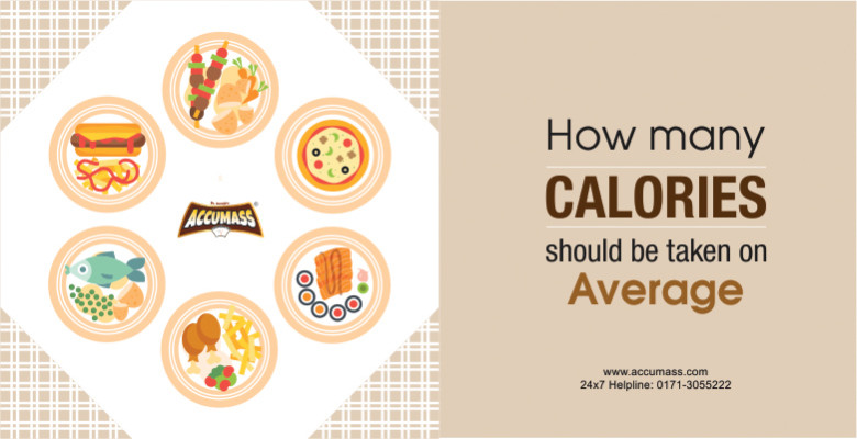 how-many-calories-should-be-taken-on-average