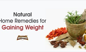 Natural Home Remedies for Gaining Weight