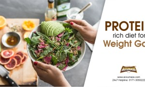 Protein Rich Diet for Weight Gain