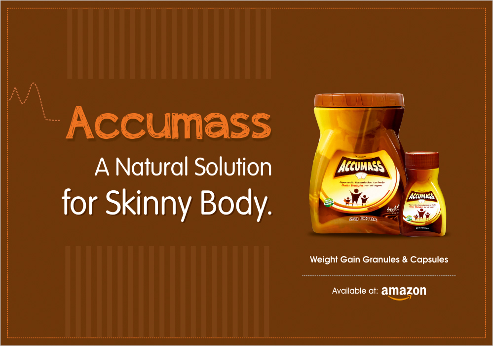 Accumass a natural solution for Skinny Body