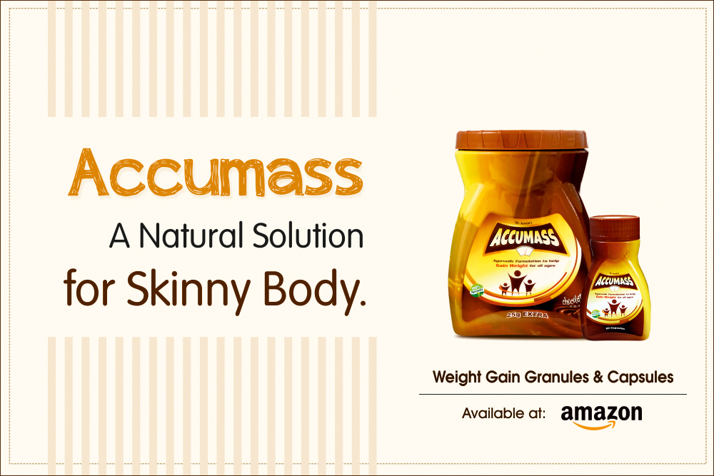 Accumass Weight Gainer