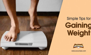 Simple Tips for Gaining Weight