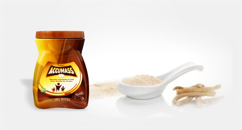 Add-Accumass-Ayurvedic-weight-gainer-to-maintain-a-good-body-and-a-good-physique