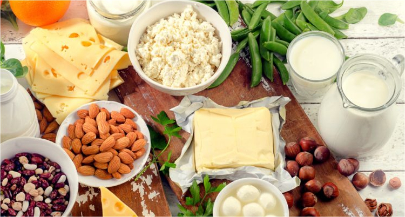 Eat-Dairy-Products-for-Weight-Gain