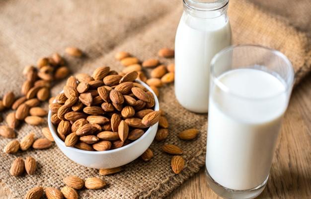Morning Milk Snack